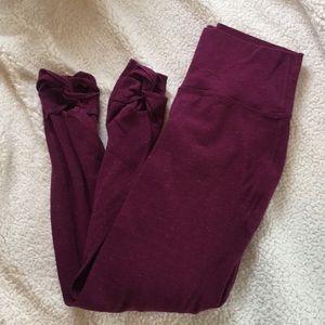 Old navy go dry active leggings